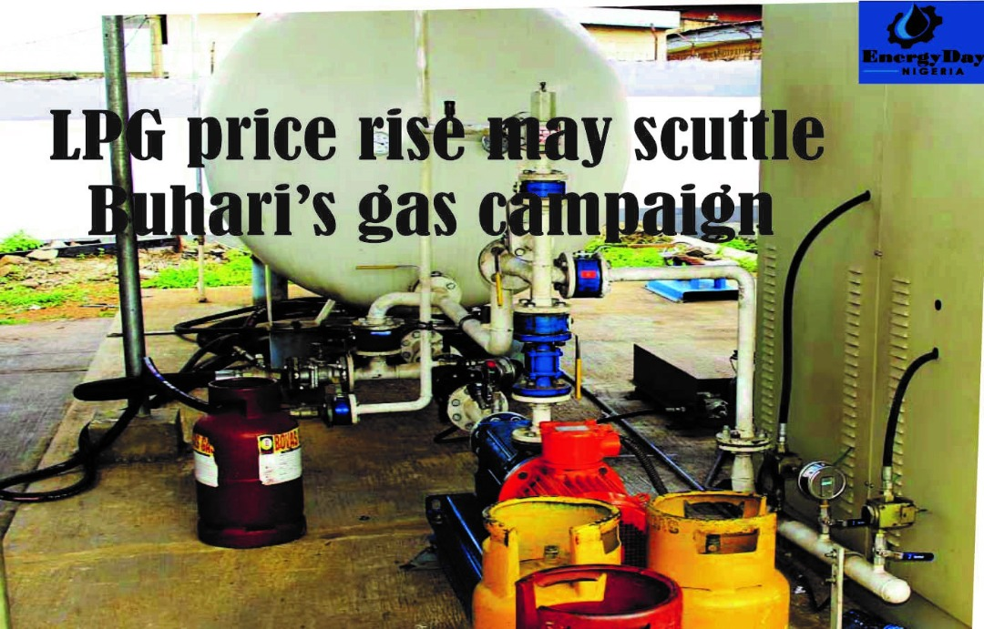 LPG price rise may scuttle Buhari's gas campaign