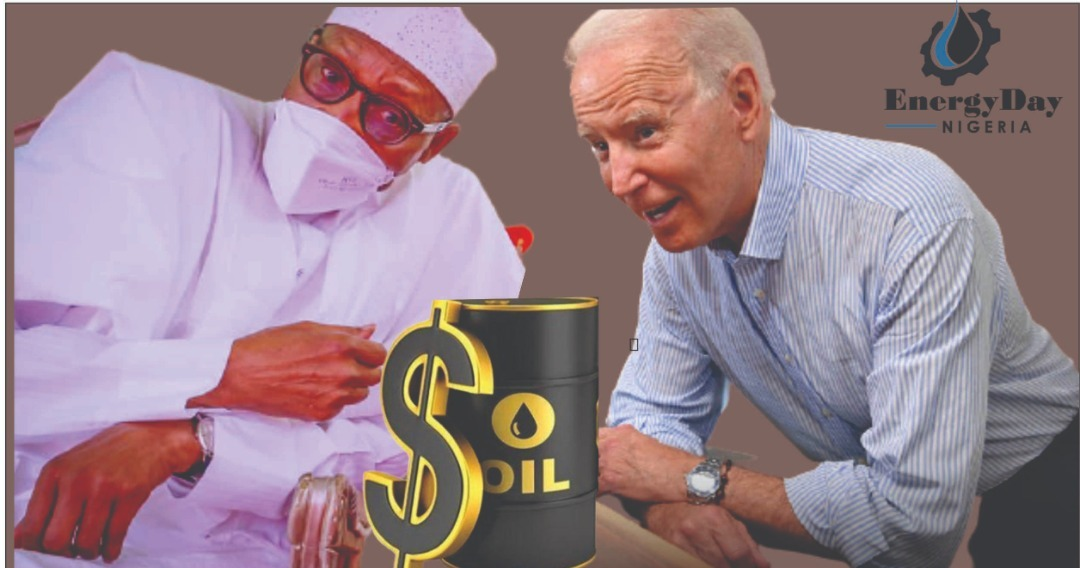 Biden's call on OPEC to boost crude production huge elixir for Nigeria