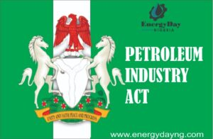 petroleum industry act PIA