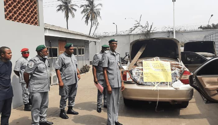 Nigeria's Southwest borders with Benin, Togo, beam with smuggling of petroleum product